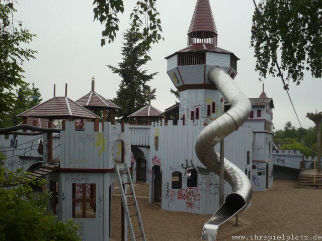 Ihrspielplatzde Allgemeiner Spielplatz Robin Hood Spielplatz