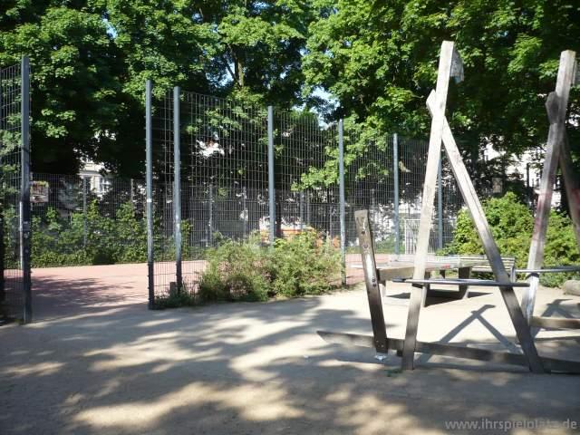 Ihrspielplatzde Allgemeiner Spielplatz Helmholtzplatz Berlin
